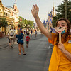 Magic Kingdom Reopening