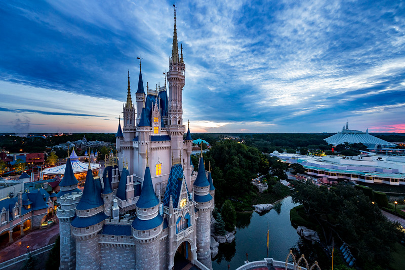 DETAILS: WALT DISNEY WORLD submits plans for approval of phased reopening starting JULY 11