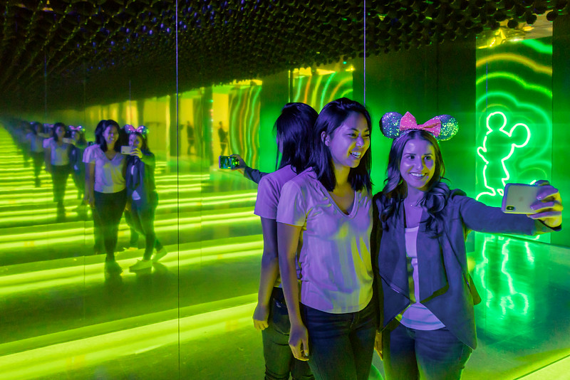 FIRST LOOK: Up your selfie game inside the new 'Pop-Up Disney! A Mickey Celebration'