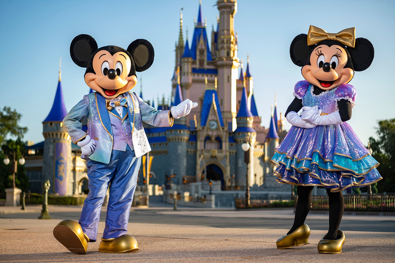 'The World's Most Magical Celebration' at Walt Disney World Resort