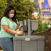 Hand-Washing Stations at Walt Disney World Resort Theme Parks