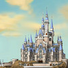 Enchanted Storybook Castle - Shanghai Disneyland - Final Model Visualization