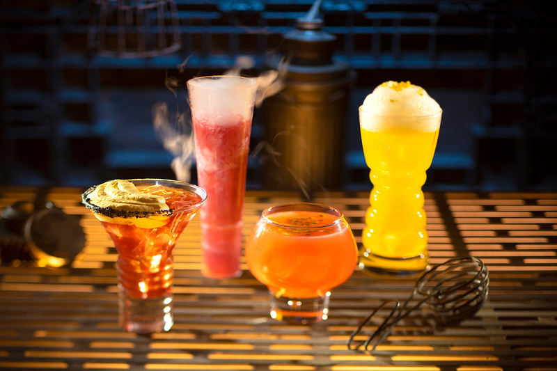 Star Wars: Galaxy's Edge – Oga's Cantina Beverages