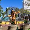 Magic Returns to Disneyland Resort Theme Parks - Pluto at Disney California Adventure Park