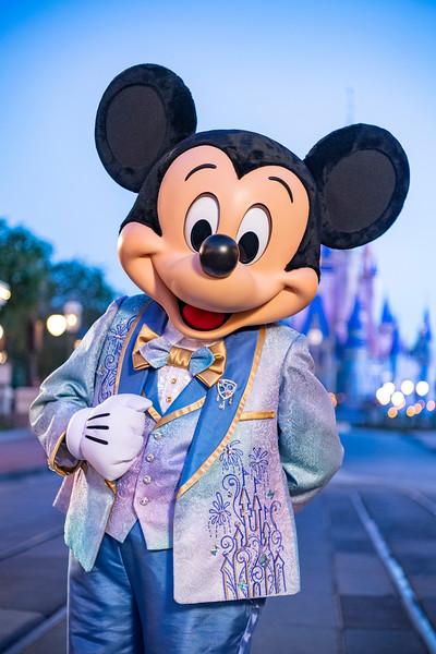 'The World's Most Magical Celebration' at Walt Disney World Resort