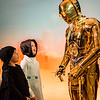 Star Wars Day at Sea – C-3PO & R2-D2