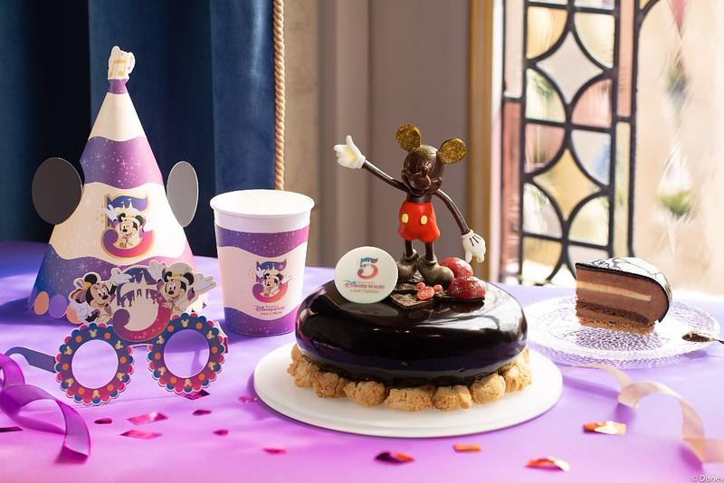 shanghai disneyland 5th anniversary birthday celebration (3)