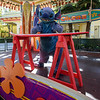 Magic Returns to Disneyland Resort Theme Parks - Stitch at Disney California Adventure Park