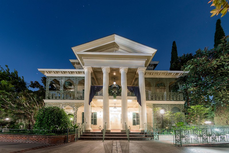 #HauntedMansion50: Behind the Scenes at Disneyland's classic HAUNTED MANSION