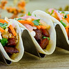 Fire Dragon Tacos at Studio Catering Turck
