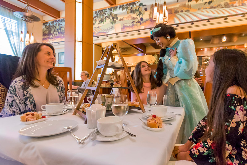 Disney Princess Breakfast Adventures at Disney's Grand Californian Hotel & Spa