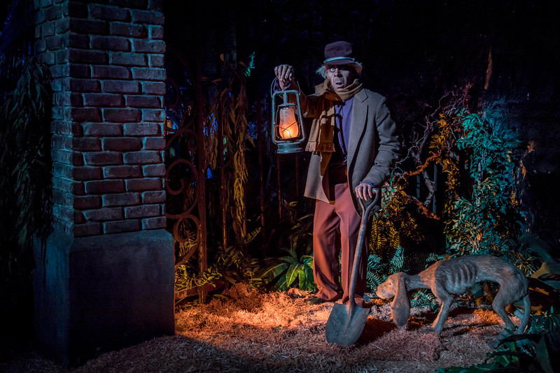 #HauntedMansion50: History and legacy of Disneyland's classic HAUNTED MANSION