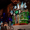 Haunted Mansion Holiday 50th Anniversary Gingerbread House at Disneyland Park