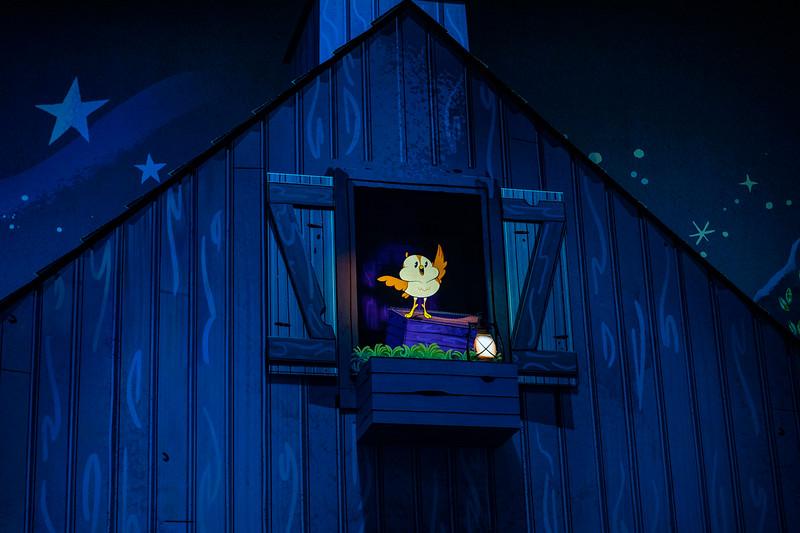 Chuuby in Mickey & Minnie's Runaway Railway