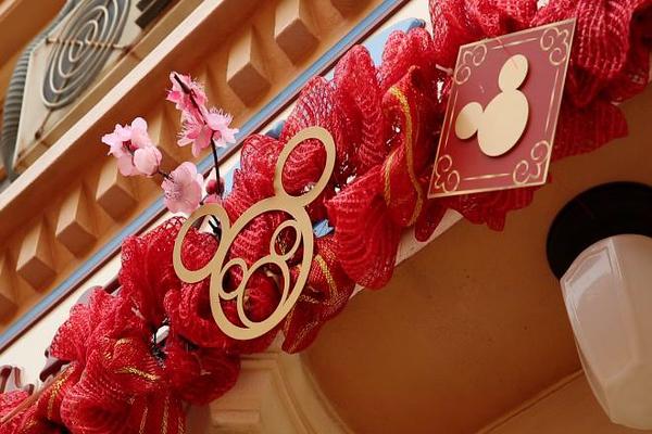 chinese new year 2020 shanghai disneyland (8)