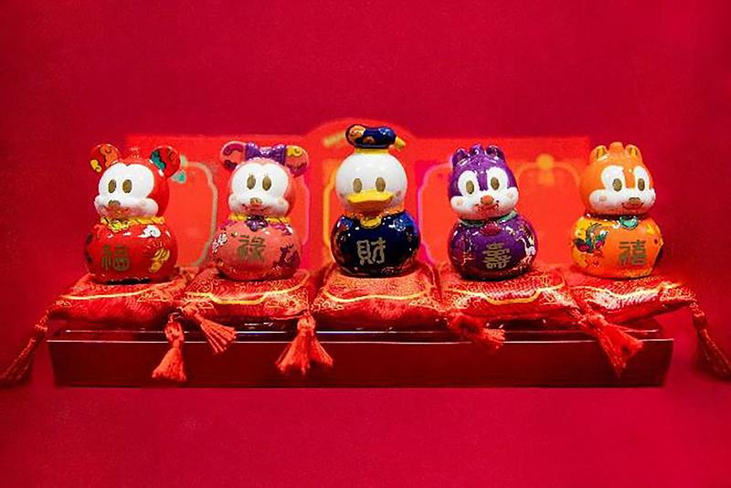 Shanghai Disney Resort 2021 A Spring Festival Spectacular Lunar New Year (16)