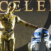 Z6PO ET R2D2 - LA CELEBRATION GALACTIQUE / 3PO AND R2D2 - A GALACTIC CELEBRATION