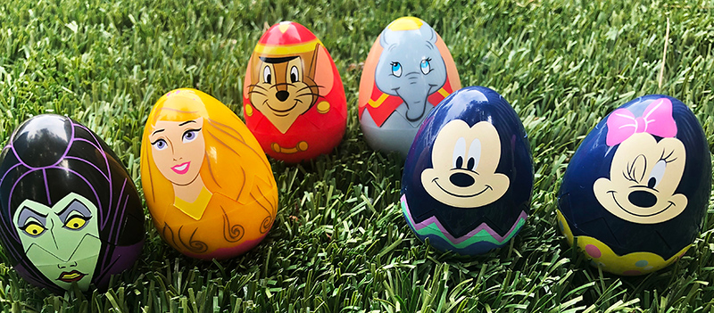 Disney 'Egg-stravaganza' returns April 5-21, 2019