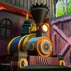 Mickey & Minnie's Runaway Railway Locomotive