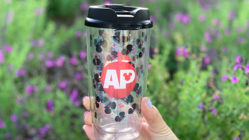 AP Perk: Disneyland AP refillable tumblers have finally landed