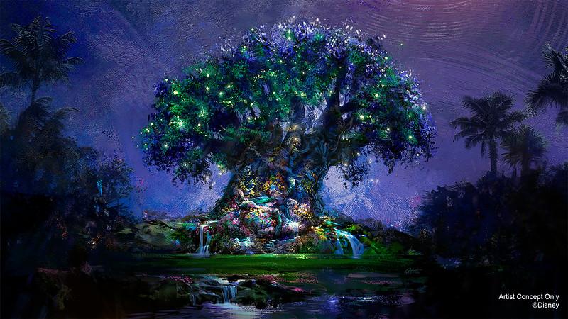 Tree of Life Beacon of Magic