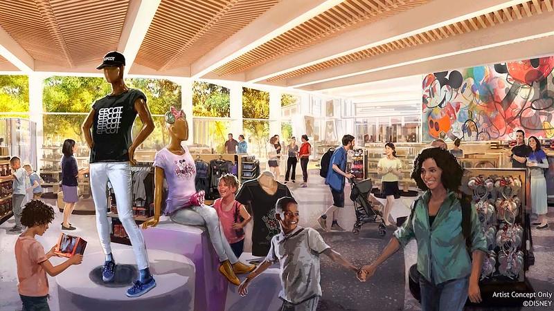 Creations Shop at EPCOT