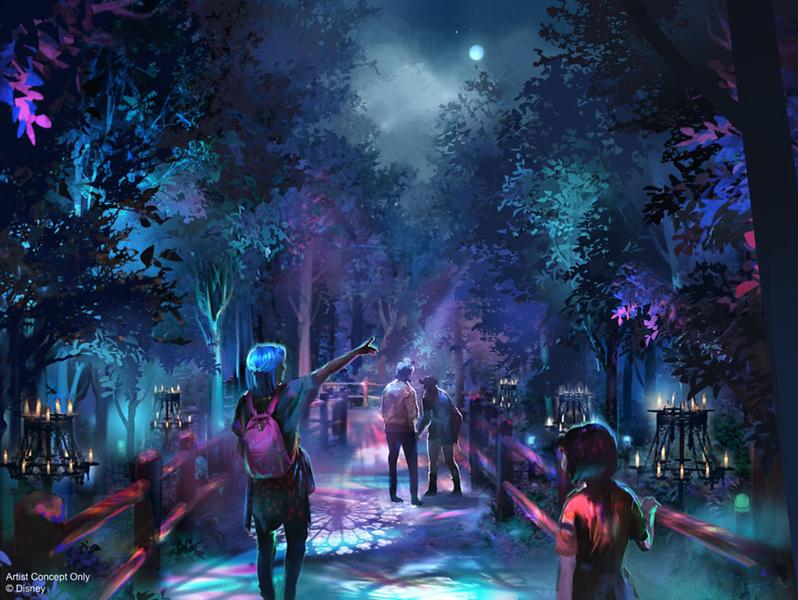 oogie boogie bash 2019 concept art (3)