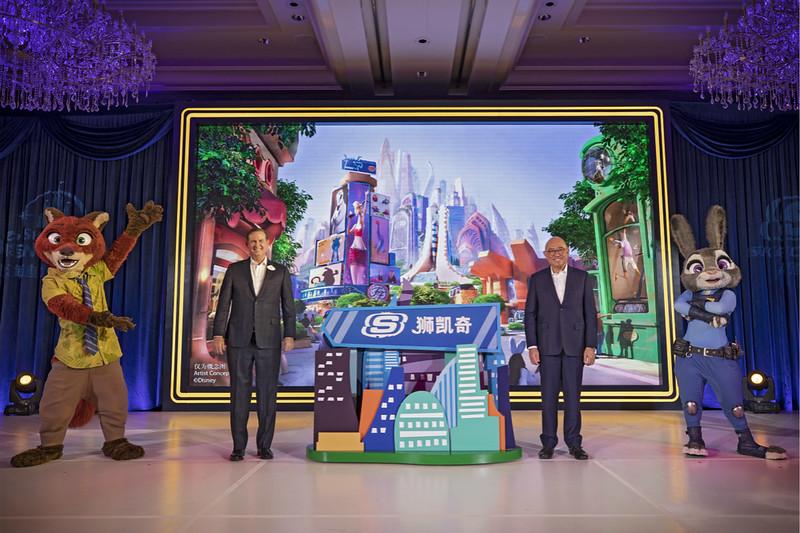 Shanghai Disney Resort and SKECHERS Announce Multi-Year Resort Alliance
