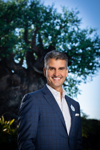 Josh D'Amaro, Chairman, Disney Parks, Experiences and Products