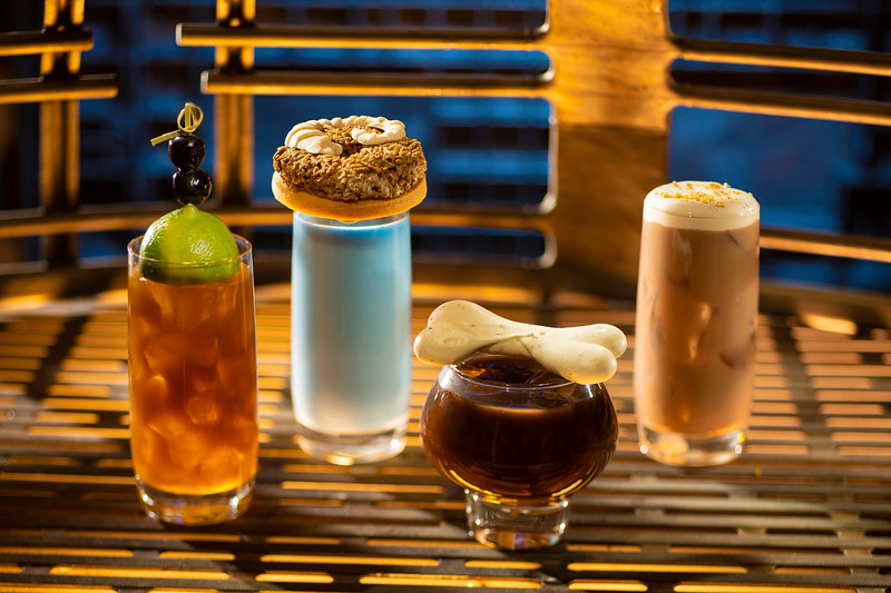 Star Wars: Galaxy's Edge – Oga's Cantina Breakfast Beverages