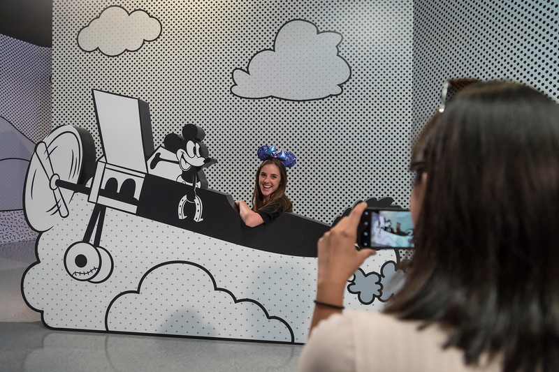 Pop-Up Disney! A Mickey Celebration at Downtown Disney District