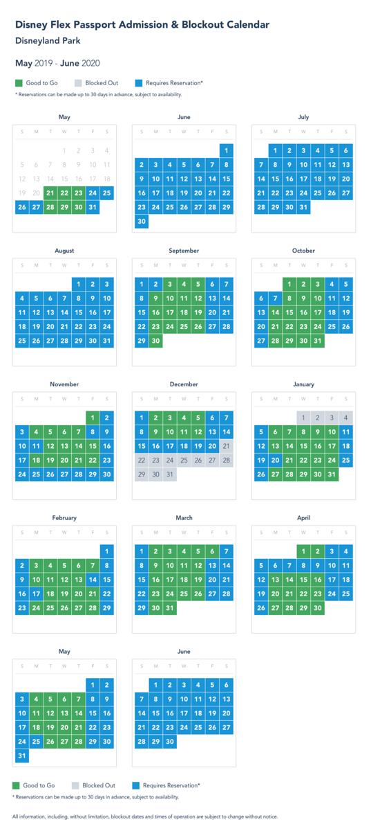 flex-passport-admission-blockout-calendar-dl