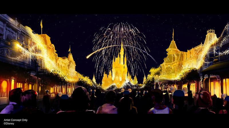 'Disney Enchantment' Debuts Oct. 1 at Magic Kingdom Park