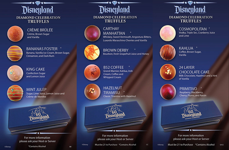 Chocoholics have more sweet reasons to celebrate #Disneyland60