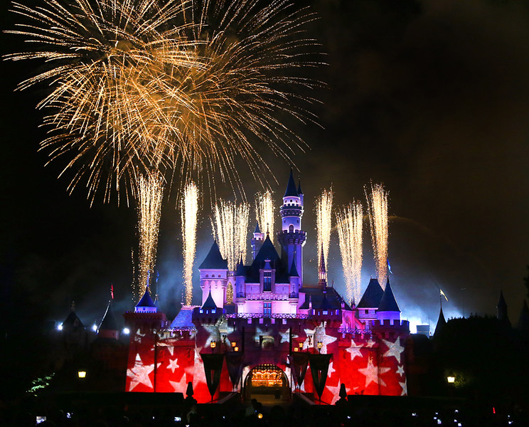 Disneyland slimming down Independence Day offerings, refocused for #Disneyland60