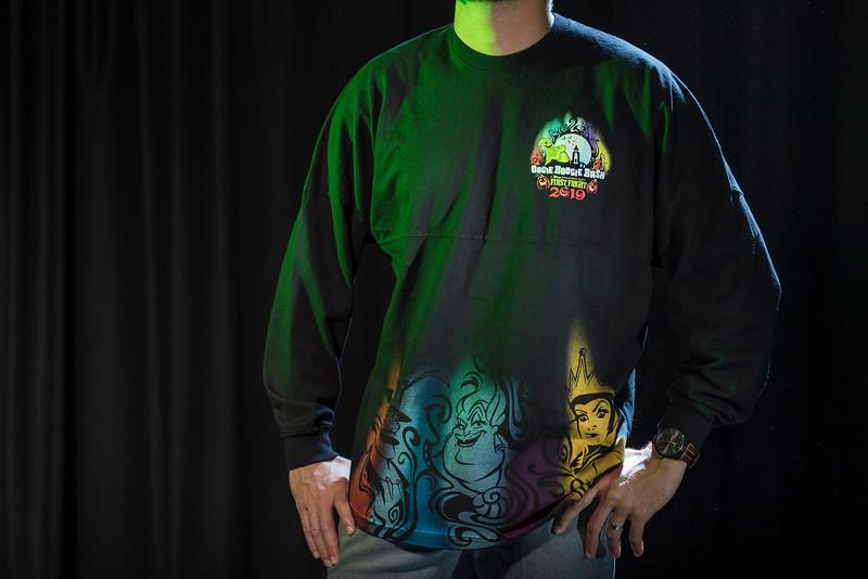 Halloween Time at Disneyland Resort – Oogie Boogie Bash Spirit Jersey