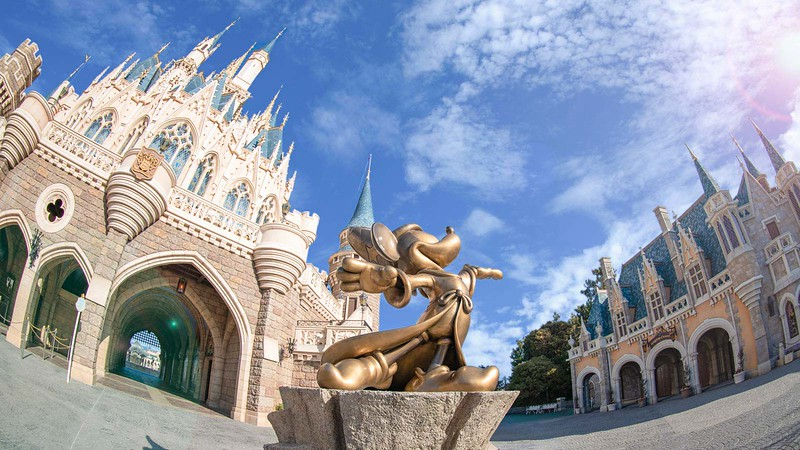 Tokyo Disney Resort joins Shanghai and Hong Kong parks with temporary closure in response to coronavirus