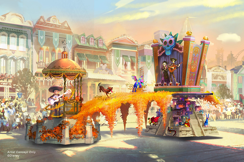 #D23Expo: MAGIC HAPPENS at Disneyland with new parade announced for Spring 2020