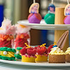 Disney Princess Breakfast Adventures at Disney's Grand Californian Hotel & Spa - Assorted Desserts