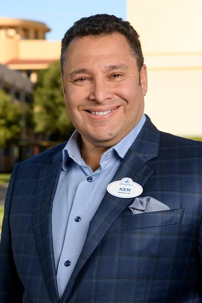 Ken Potrock, President, Disneyland Resort.