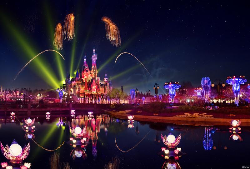 ILLUMINATE! A Nighttime Celebration shanghai disney resort 5th anniversary (4)