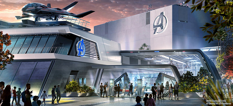#D23Expo: Disney Parks confirm Marvel with Avengers E-ticket, Spider-Man details, and more