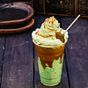 Halloween Time Treats at Disneyland Resort - Caramel Apple Smoothie