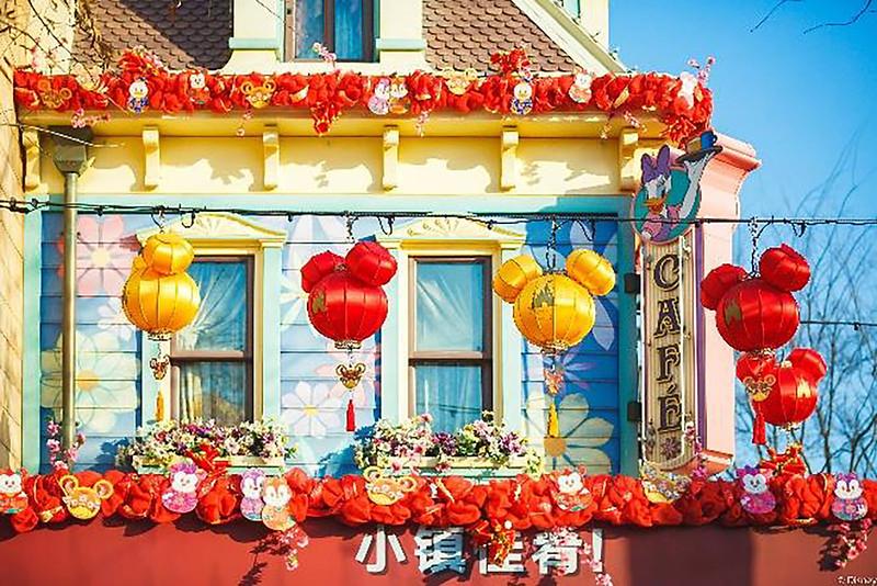 Shanghai Disney Resort 2021 A Spring Festival Spectacular Lunar New Year (10)