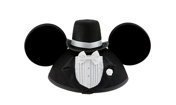 Mickey Groom ear hat