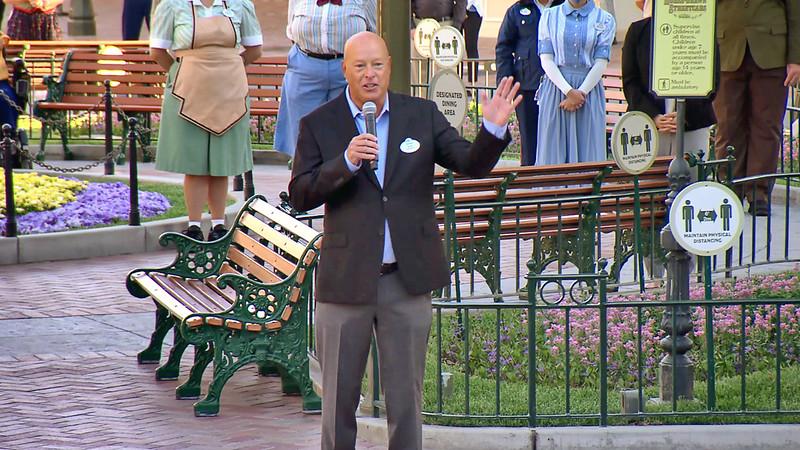 Bob-Chapek-commemorates-Disneyland-Flag-Ceremony-on-Reopening-Day-(4-30-21)
