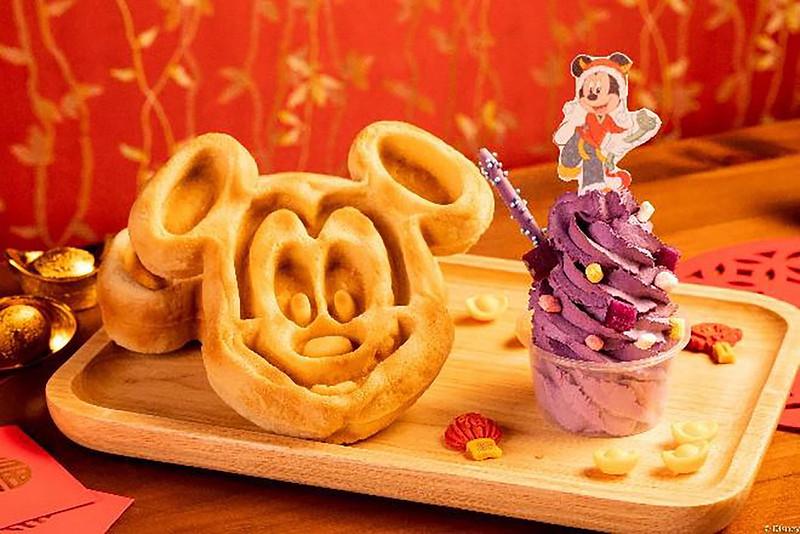 Shanghai Disney Resort 2021 A Spring Festival Spectacular Lunar New Year (20)