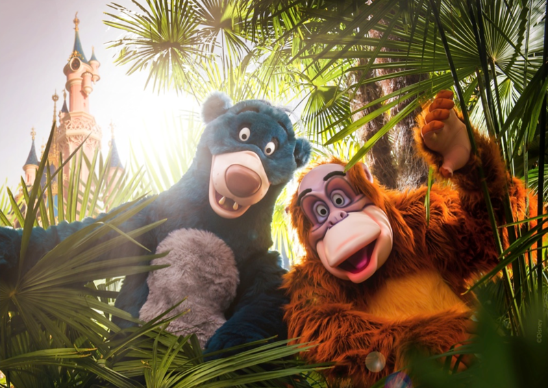 THE LION KING & JUNGLE FESTIVAL kicks of summer fun at Disneyland Paris