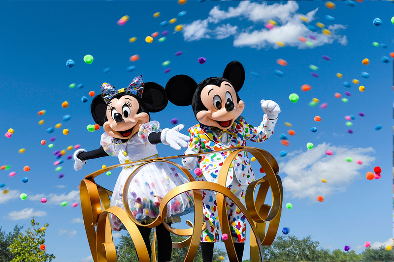 Get Your Ears On – A Mickey and Minnie Celebration at Disneyland Resort