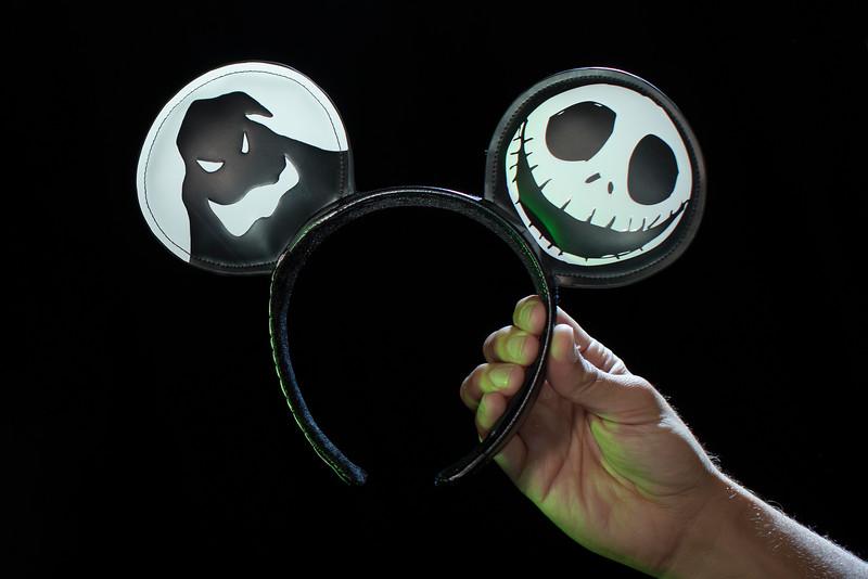 Halloween Time at Disneyland Resort – Jack Skellington Headband